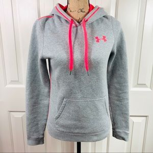 Under Armour Pullover Long Sleeve Hoodie EUC